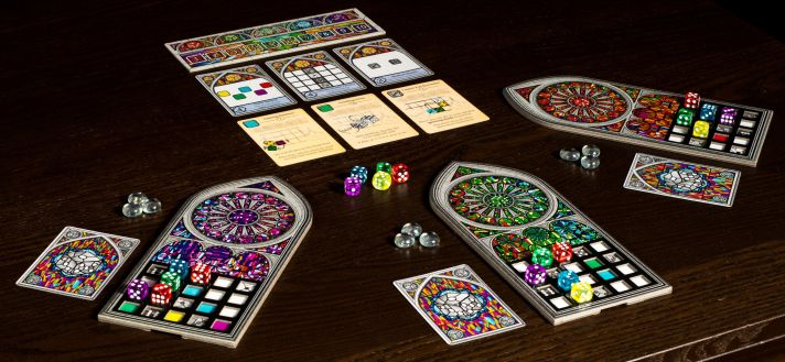 Sagrada - Gameplay
