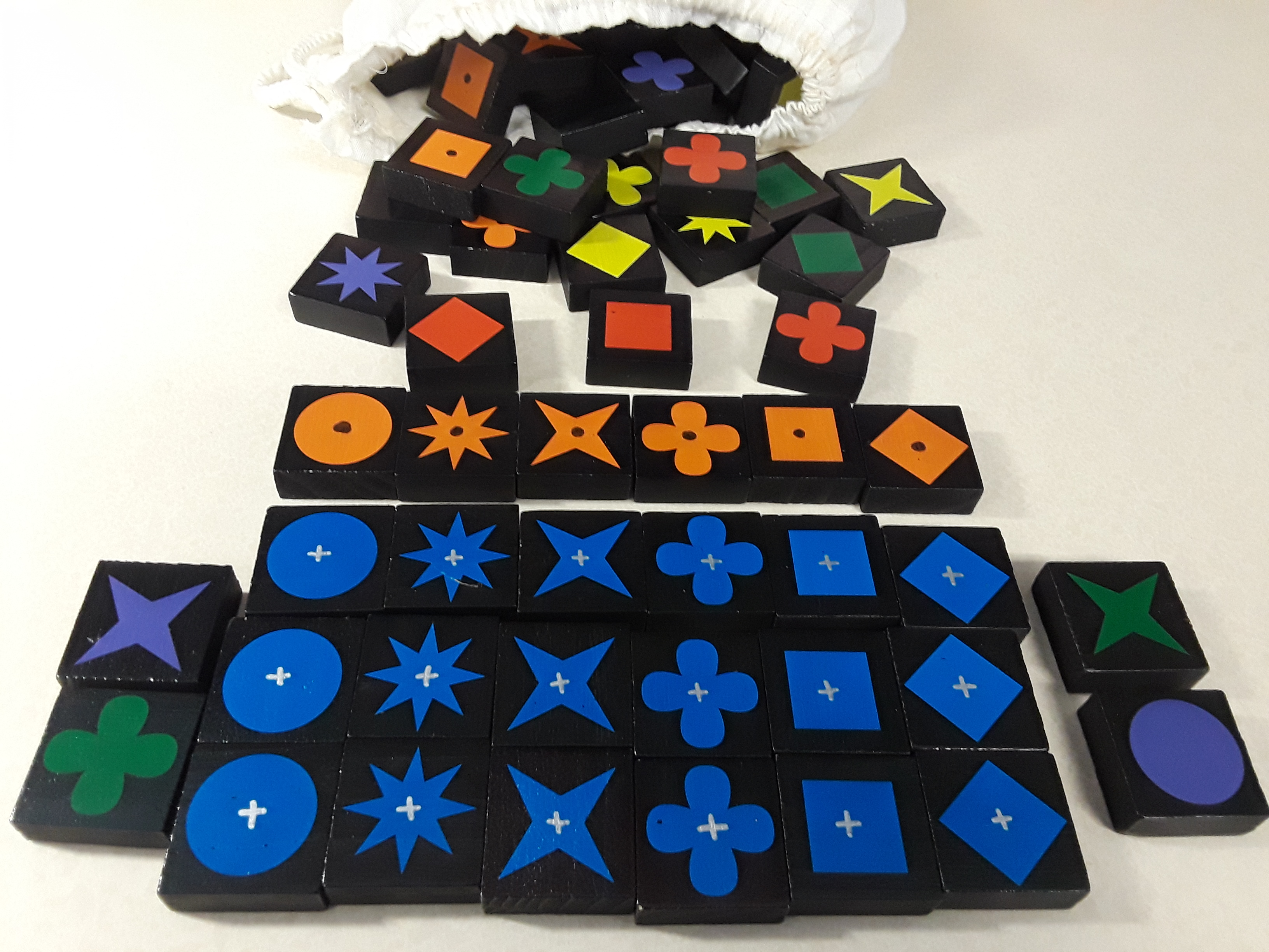 Qwirkle-modified